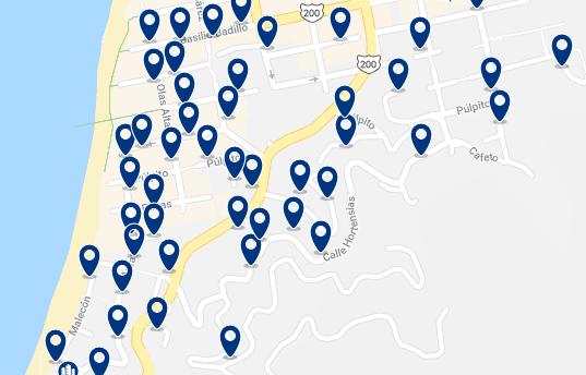 Alojamiento en la Zona Romántica – Haz clic para ver todo el alojamiento disponible en esta zona