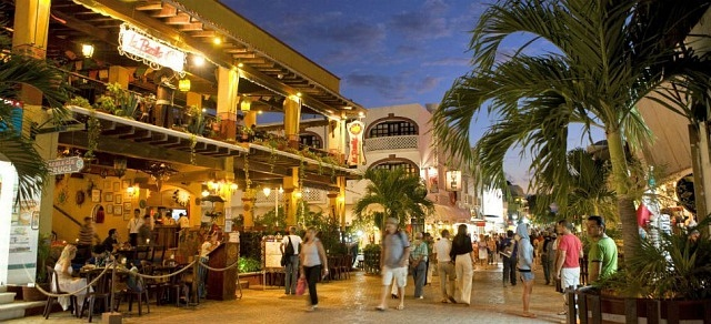 Dónde dormir en Playa del Carmen - Centro de la ciudad