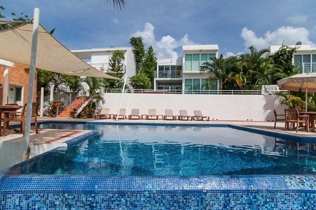 Dónde hospedarse en Playa del Carmen - Playacar II