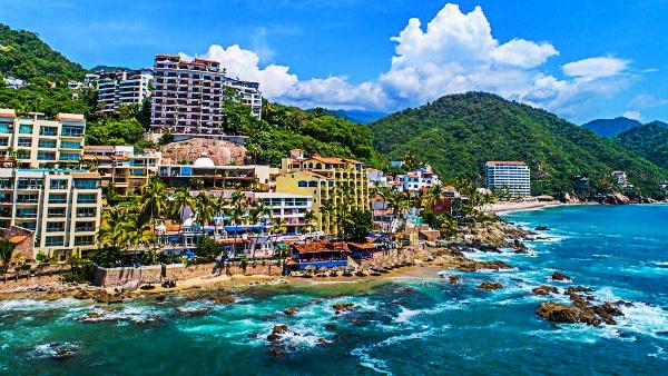 Dónde alojarse en Puerto Vallarta - Conchas Chinas