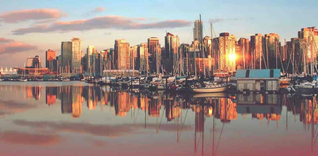 Mejores zonas donde alojarse en Vancouver, Canadá