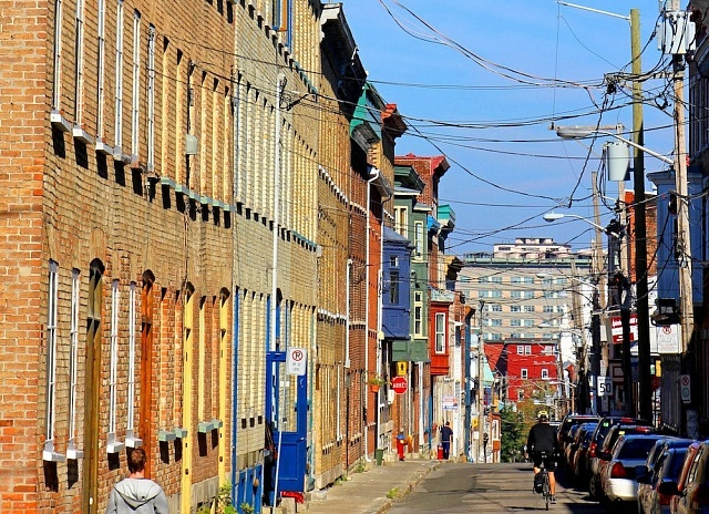 Best areas to stay in Quebec City - Saint-Jean Baptiste