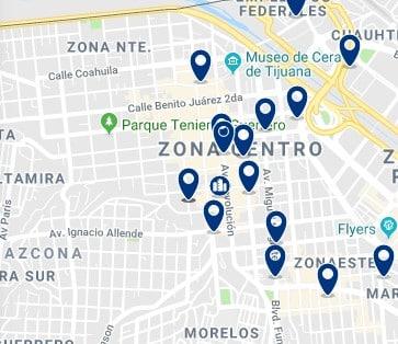 Alojamiento en el Centro - Haz clic para ver todo el alojamiento disponible en esta zona