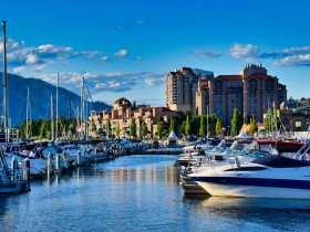 Las mejores zonas donde alojarse en Kelowna, Canadá