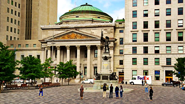 Best areas to stay in Montreal - Old Montreal