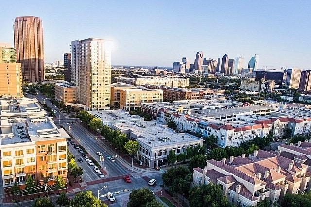 Dónde alojarse en Dallas - Uptown