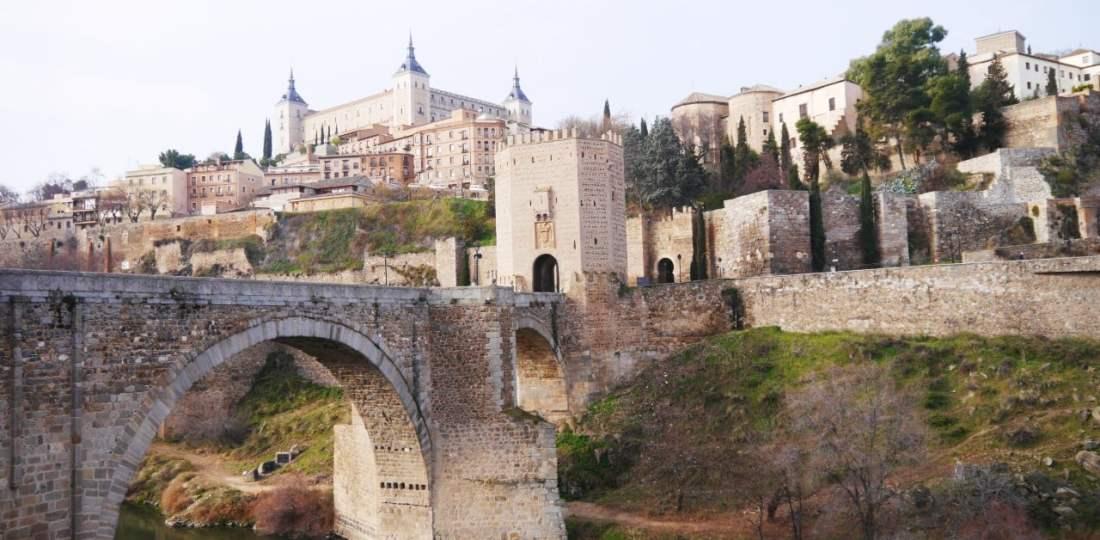 Dónde alojarse en Toledo, España