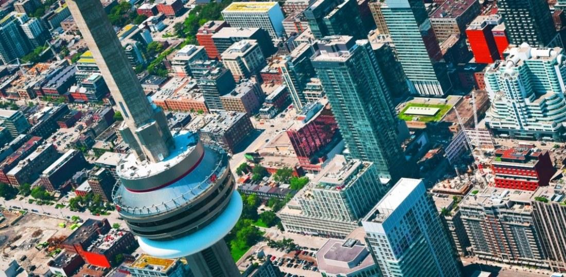 Dónde alojarse en Toronto, Canadá
