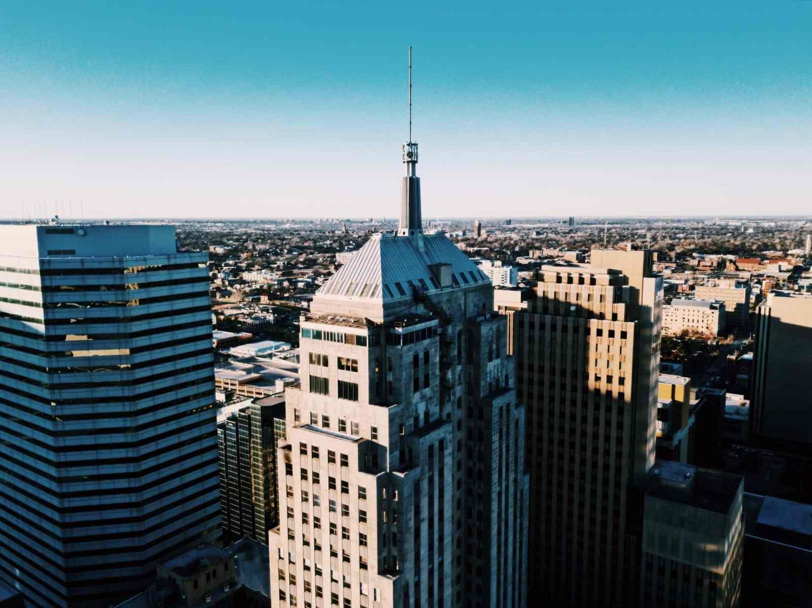 Las mejores zonas donde alojarse en Oklahoma City, OK