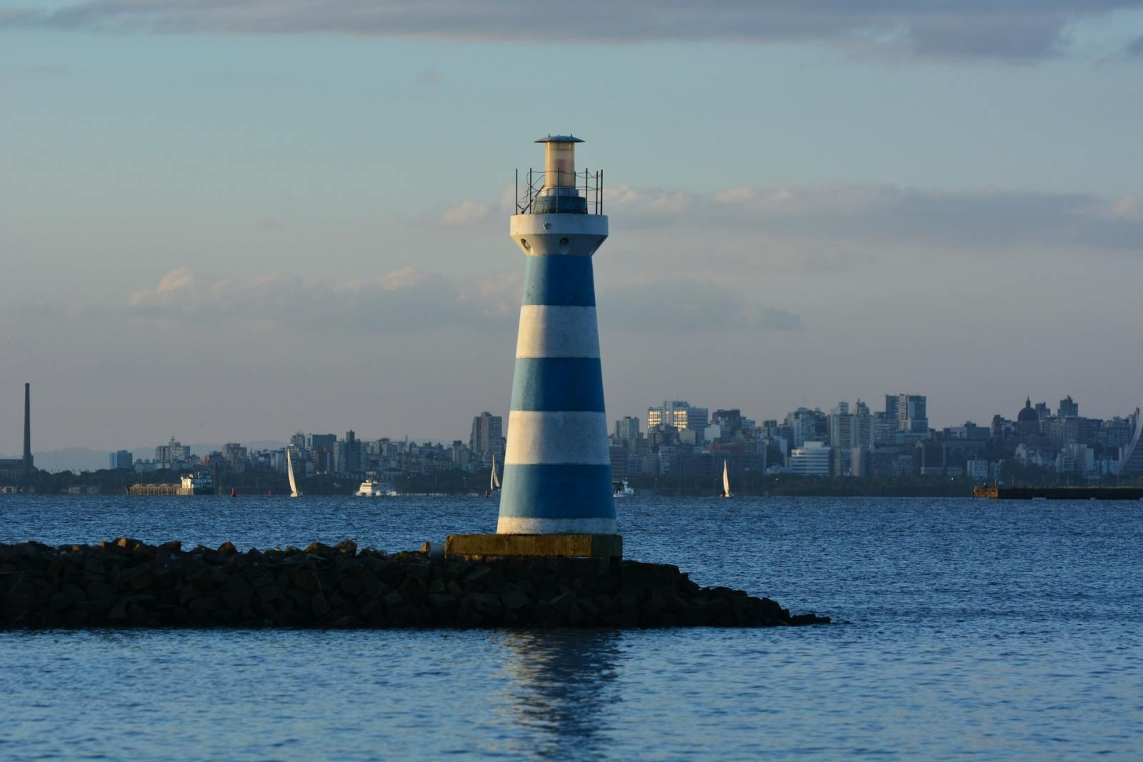 Las mejores zonas donde alojarse en Porto Alegre, Brasil