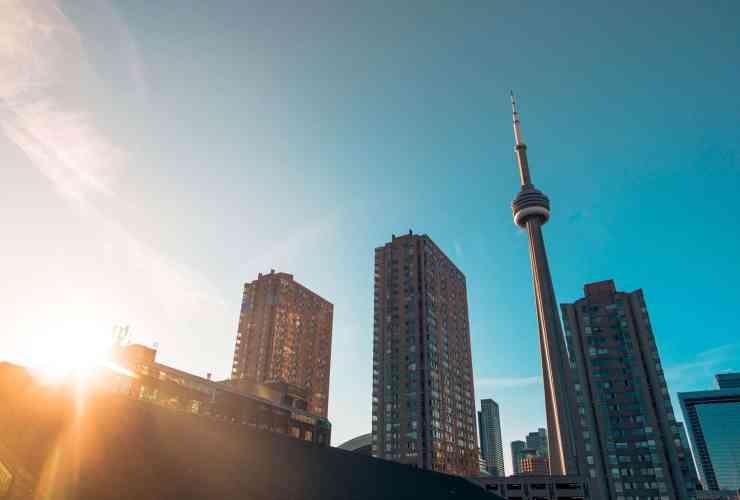 Las mejores zonas donde alojarse en Toronto, Canadá