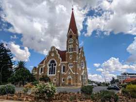 Las mejores zonas donde alojarse en Windhoek, Namibia
