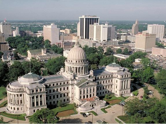 Mejores zonas donde alojarse en Jackson, MS - Downtown