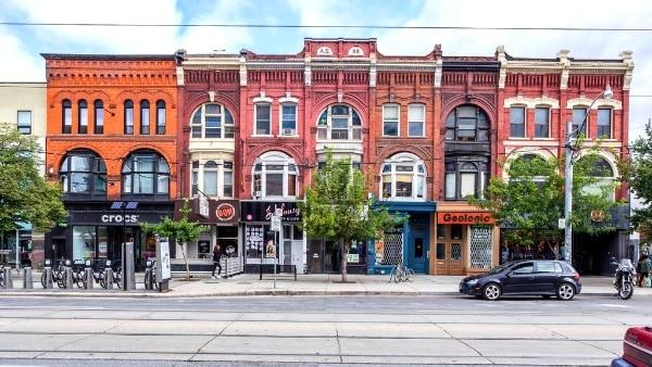 West Queen West - Best neighbourhoods to stay in Toronto