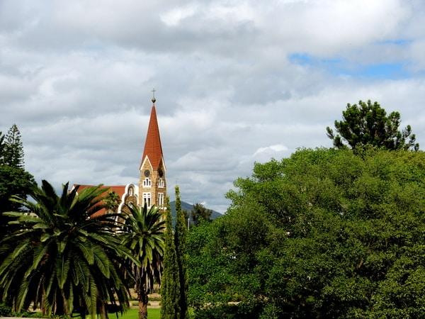 Zonas seguras donde alojarse en Windhoek, Namibia - East & Klein Windhoek