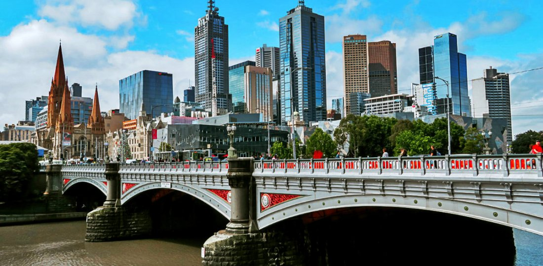 Dónde alojarse en Melbourne, Australia