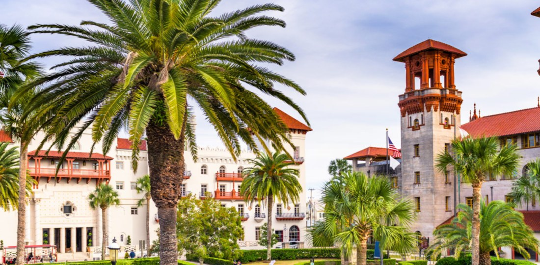 Dónde alojarse en Saint Augustine, Florida