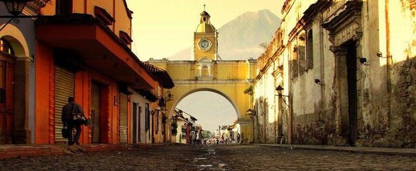 Dónde dormir en Antigua Guatemala - Centro Histórico
