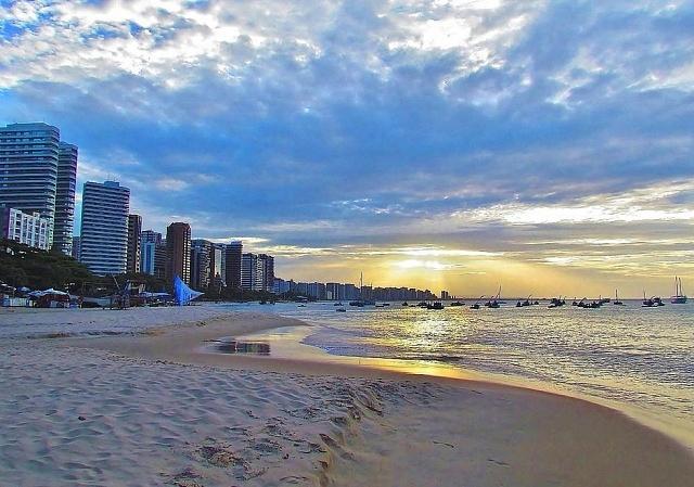 Dónde hospedarse en Fortaleza, Brasil - Mucuripe