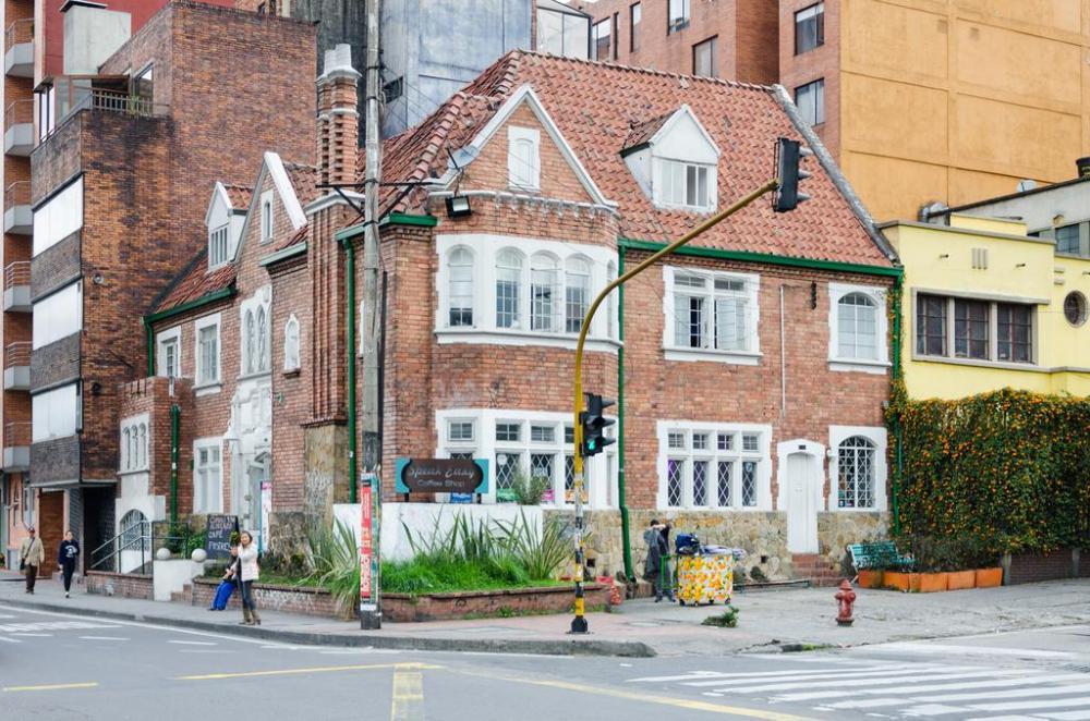Mejores barrios de Chapinero para alojarse - Chapinero Alto y Zona G