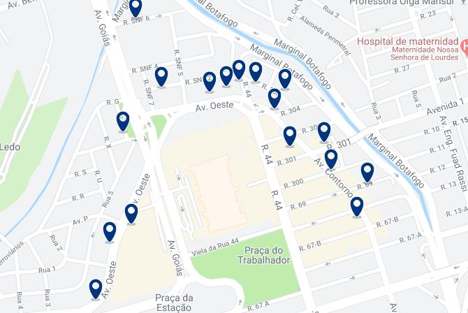 Alojamiento en Sector Norte – Haz clic para ver todo el alojamiento disponible en esta zona
