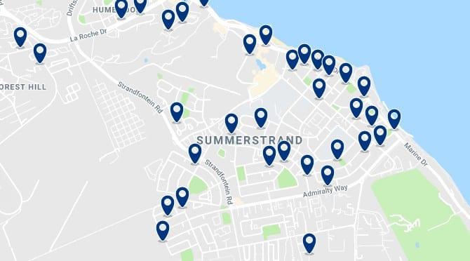 Alojamiento en Summerstrand - Haz clic para ver todos el alojamiento disponible en esta zona