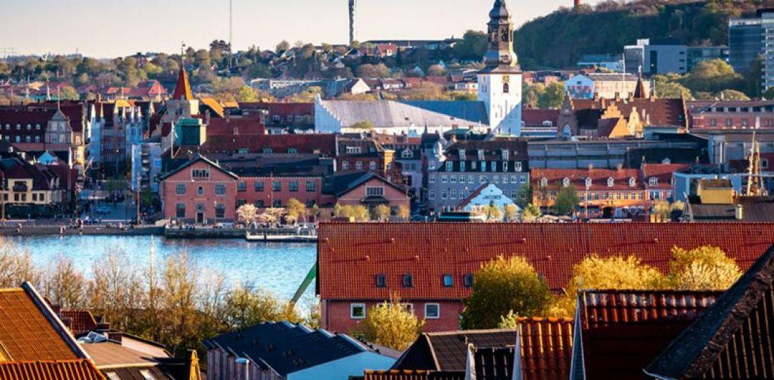 Dónde alojarse en Aalborg, Dinamarca
