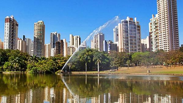 Dónde alojarse en Goiânia - Sector Central
