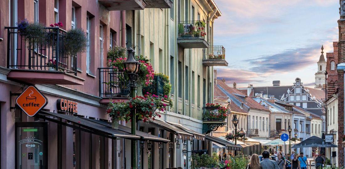 Dónde alojarse en Kaunas, Lituania