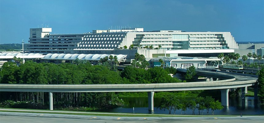 Where to stay in Orlando - Near Orlando International Airport