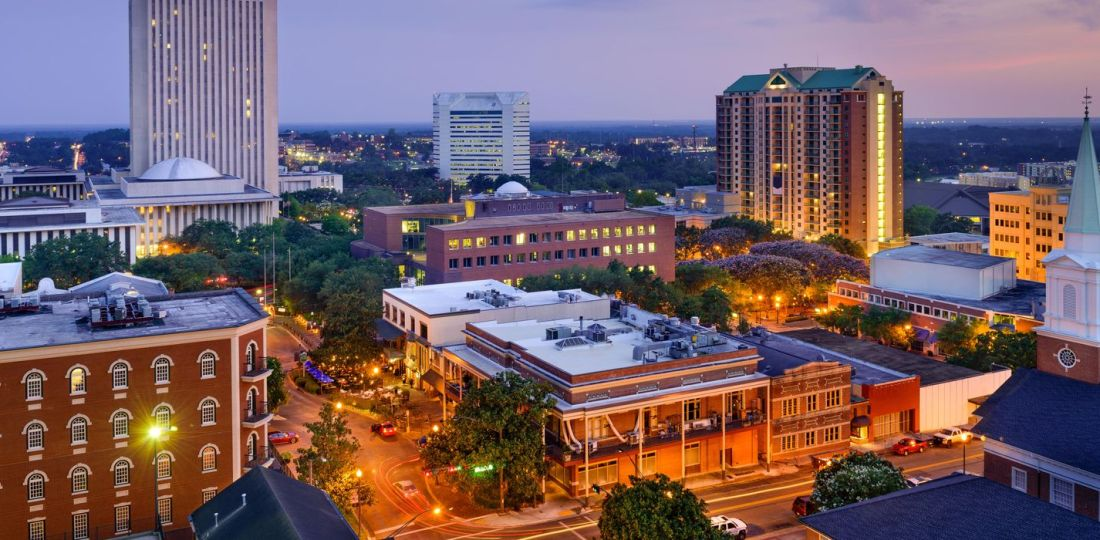 Dónde alojarse en Tallahassee, Florida