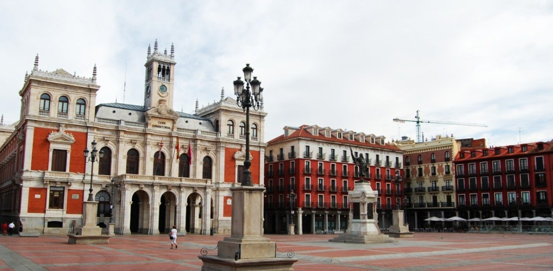 Dónde alojarse en Valladolid, España
