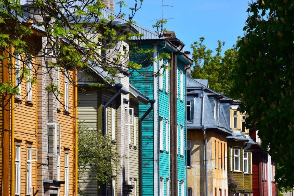 Dónde dormir en Tallin, Estonia - Kalamaja