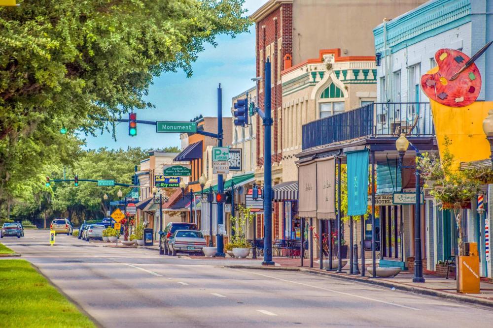 Dónde hospedarse en Orlando - Kissimmee