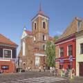 Las mejores zonas donde alojarse en Kaunas, Lituania