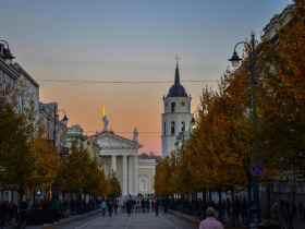 Las mejores zonas donde alojarse en Vilna, Lituania