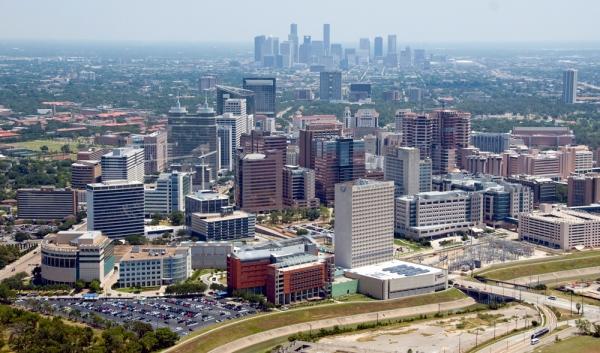 Mejores barrios donde hospedarse en Houston - Medical Center