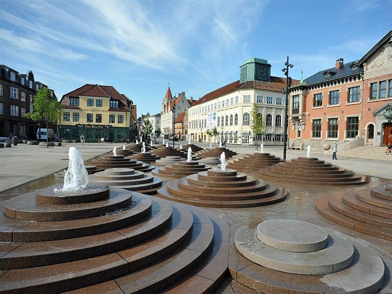 Mejores zonas donde alojarse en Aalborg - Centrum o Centro Histórico de Aalborg