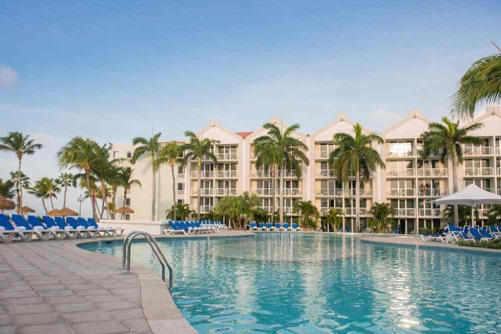 Mejores zonas donde alojarse en Aruba - Oranjestad