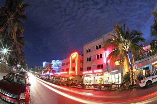 Mejores zonas donde alojarse en Miami - South Beach