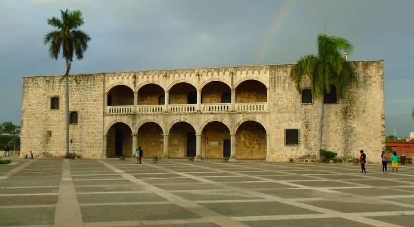 Mejores zonas donde alojarse en Santo Domingo - Zona colonial