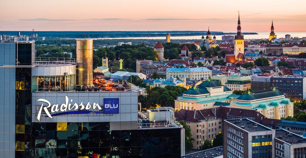 Mejores zonas donde alojarse en Tallin, Estonia - Centro de la ciudad