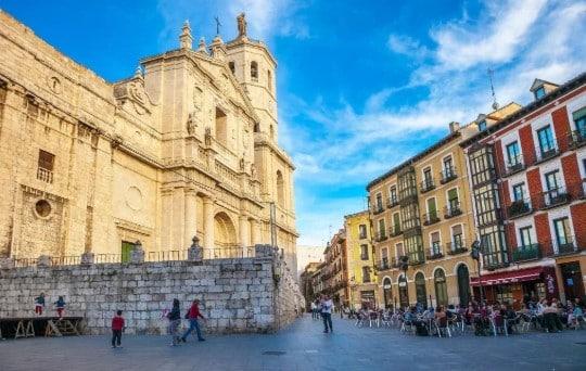 Mejores zonas donde alojarse en Valladolid - Centro Histórico