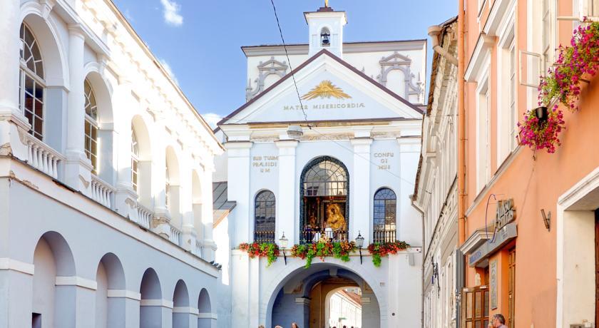 Mejores zonas donde alojarse en Vilna, Lituania - Centro Histórico