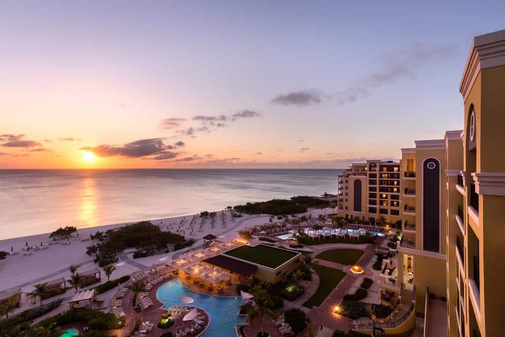 Mejores zonas donde hospedarse en Aruba - Noord