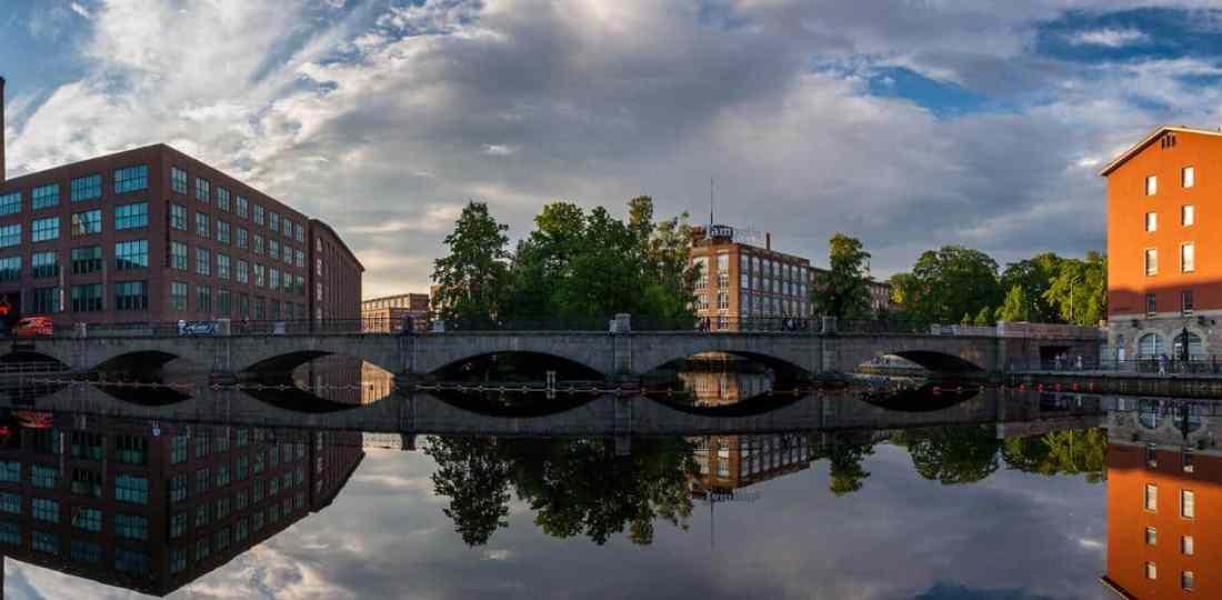 Dónde alojarse en Tampere, Finlandia