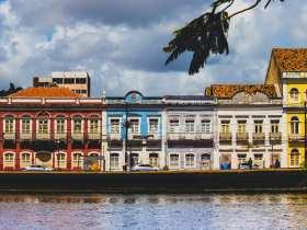 Las mejores zonas donde alojarse en Recife, Brasil