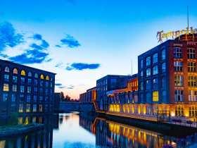 Las mejores zonas donde alojarse en Tampere, Finlandia