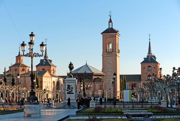 Mejores zonas donde alojarse en Alcalá de Henares - Centro Histórico
