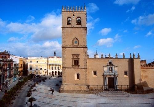 Mejores zonas donde alojarse en Badajoz - Centro Histórico